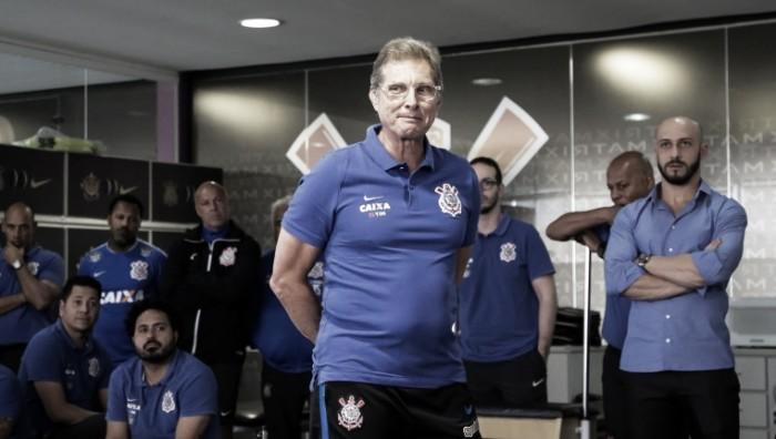 Oswaldo de Oliveira retorna ao Corinthians e se vê motivado para novo trabalho