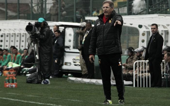 """Oswaldo explica saída do Sport: """"Minha permanência não era certeza"""""""