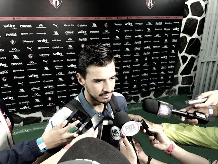 """Oswaldo Alanís: """"Aunque fueramos 3-0 iríamos a ganar"""""""