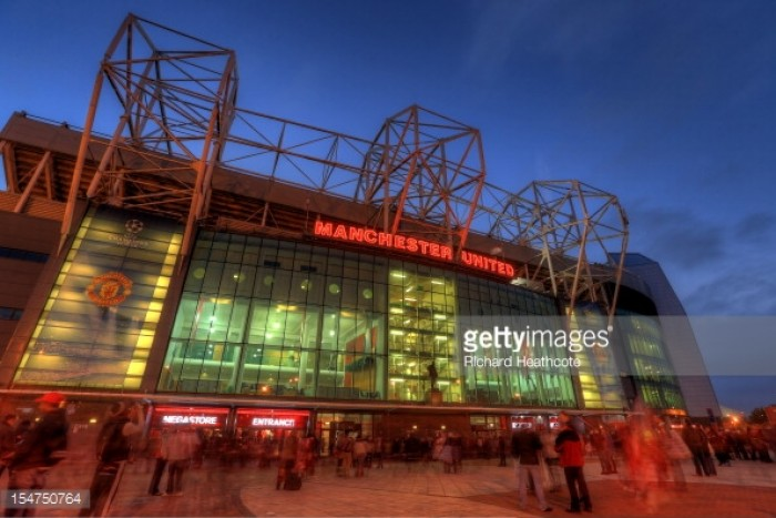 Man Utd named third most valuable sports team