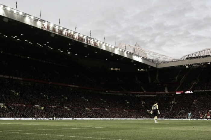 Old Trafford to expand to 80,000