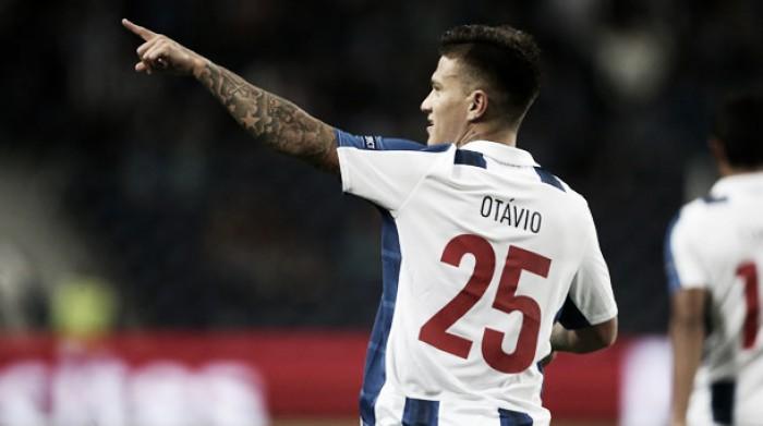 Otávio renueva con el FC Porto hasta 2021