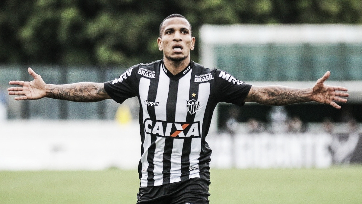 Corinthians acerta termos do empréstimo de Otero junto ao Atlético-MG