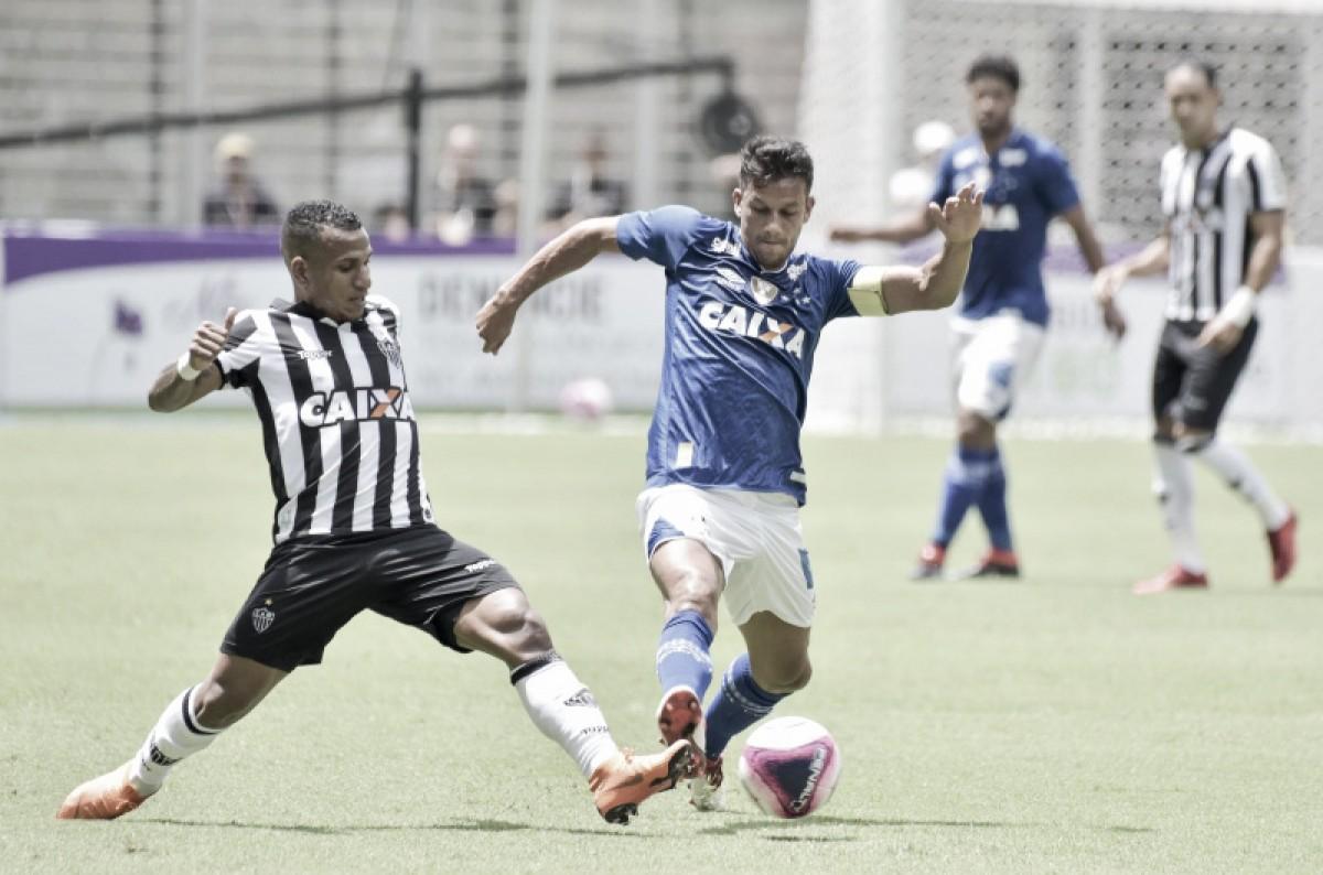 Atlético desafia invencibilidade do Cruzeiro em primeira partida da final do Campeonato Mineiro