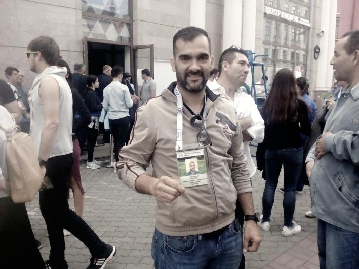 Мексиканцы в России: Сомбреро, кактус, текила и футбол
