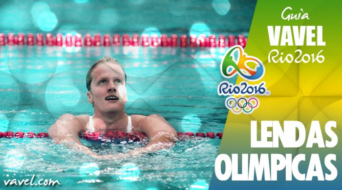 Lendas Olímpicas: Kristin Otto, a lenda da natação alemã