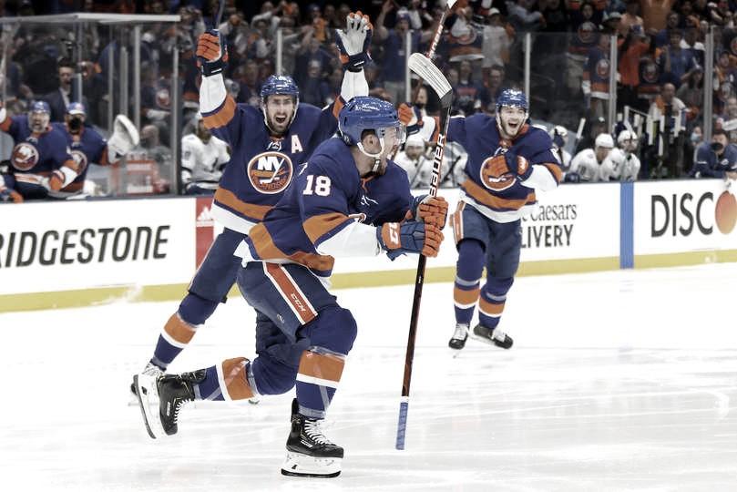 Los Islanders fuerzan el séptimo partido
