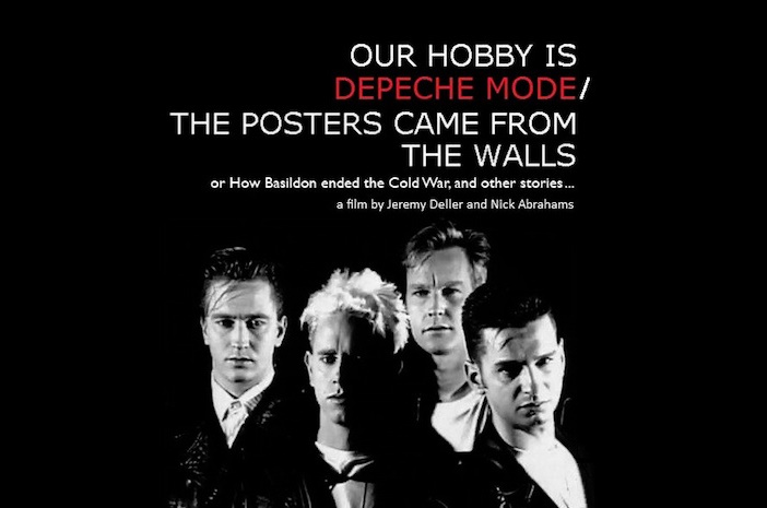 Recuperan el documental 'Our hobby Is Depeche Mode' y se publica en la web