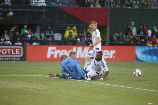 David Ousted Heroics Give Vancouver Whitecaps A Huge Draw In Portland