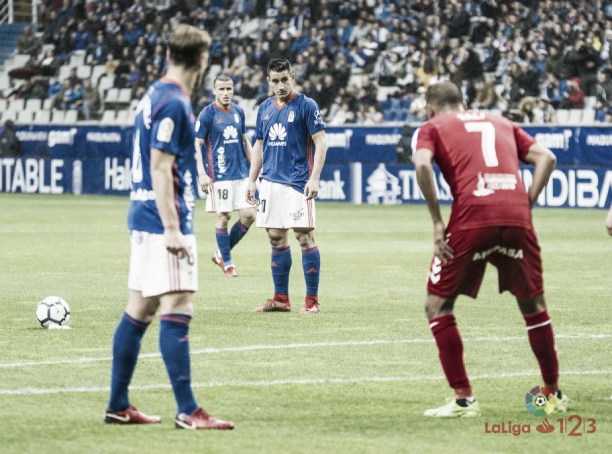 Análisis del rival: el Real Oviedo, con la mente puesta en el 'playoff'
