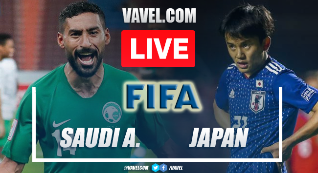 Goals and Highlights: Saudi Arabia 1-0 Japan in 2022 World Cup Qualifiers