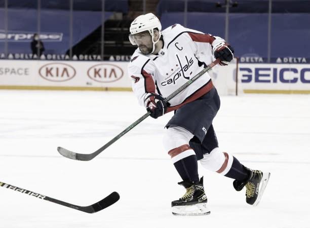 Alex Ovechkin centrado en los playoff con Washington y después se centrará en su contrato