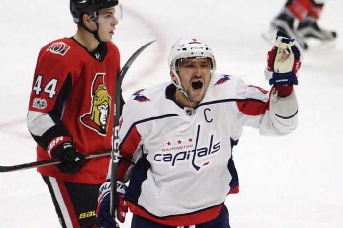Hat-tricks históricos en la National Hockey League
