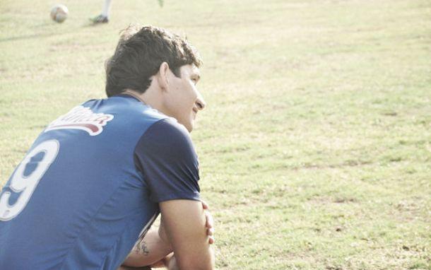 """Roberto Ovelar: """"Quiero demostrar que puedo ser útil al equipo"""""""