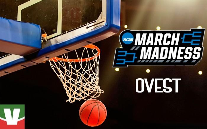 NCAA - Uno sguardo a West: favorita, contender, outsider e cinderella