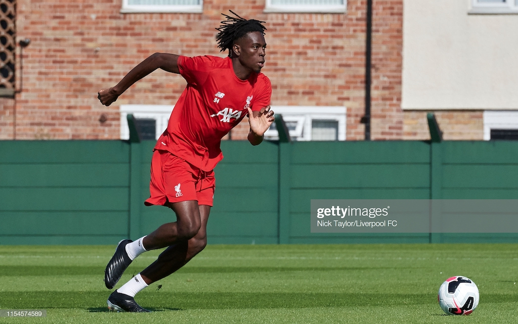 Ovie Ejaria departs Liverpool for Reading as Red's 'quiet' transfer saga draws to a close