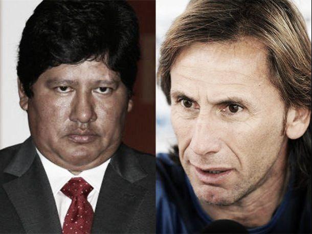 """Edwin Oviedo: """"Vamos a respetar el proceso de Ricardo Gareca"""""""