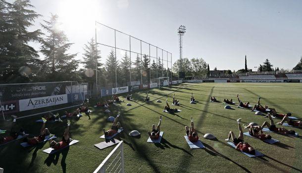 Oblak entra en la convocatoria del Atlético de Madrid contra el Oviedo