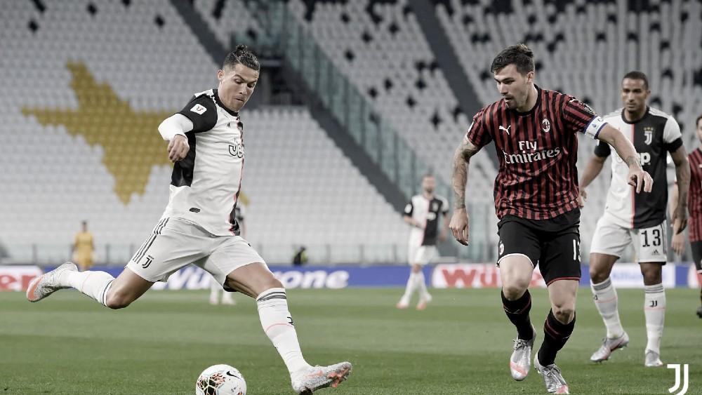 Em boa fase, Milan desafia Juventus no clássico da rodada no Italiano