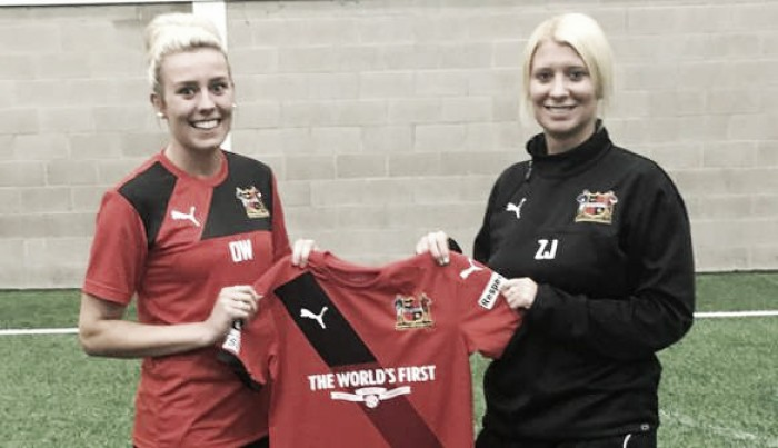 Sheffield Ladies wrap up Hanson, Wild signings