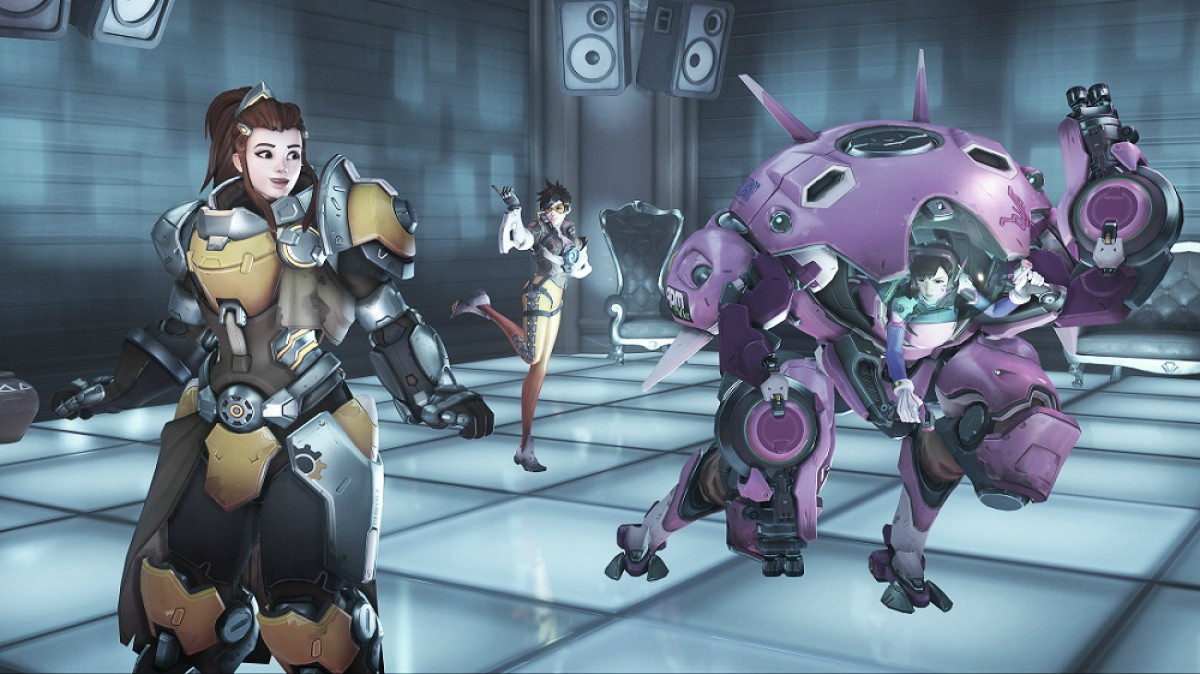 Overwatch: ingressos esgotados para final da Liga em Nova York