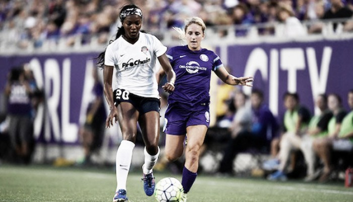 Washington Spirit defeat Orlando Pride, stay on top of the NWSL