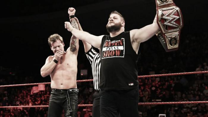 Resultados Monday Night Raw: 26 deseptiembre