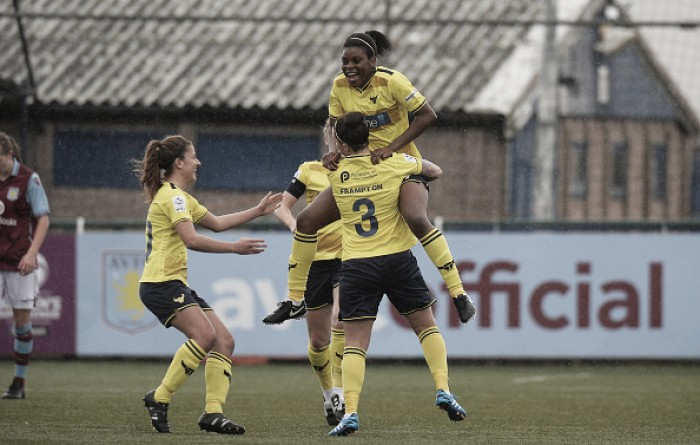 FA WSL 2016 - Mid-season review: Oxford United