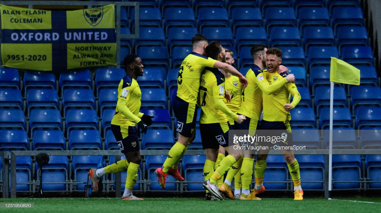 The Warmdown: Oxford United surpass a resilient Lincoln City outfit