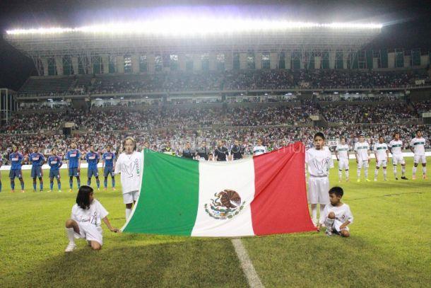 Fotos e imágenes del Zacatepec 0-2 Guadalajara de la cuarta fecha de la Copa MX