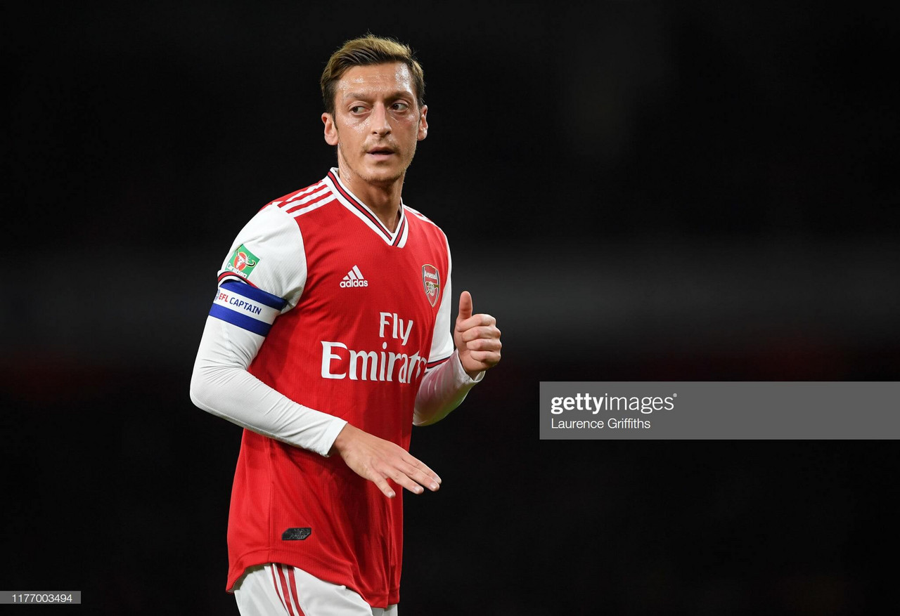 The Ozil Conundrum- what next for the German?