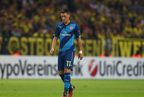 Is Mesut Ozil's criticism justified?