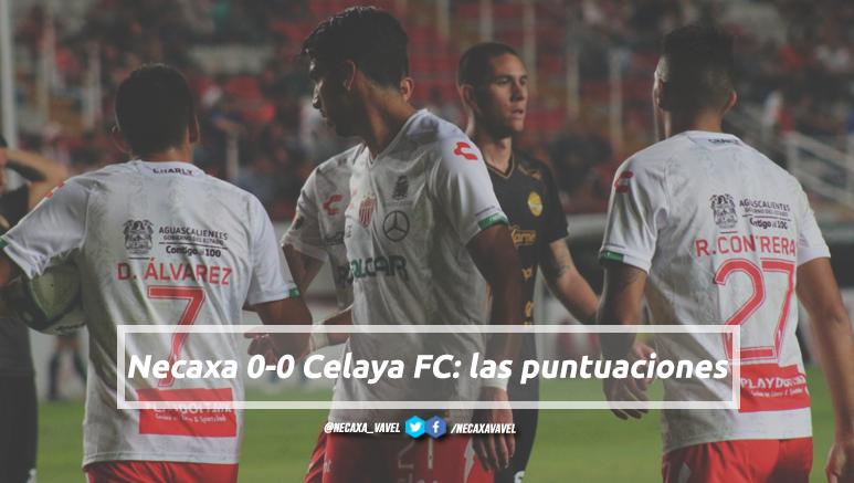Puntuaciones de Necaxa en la jornada 4 de la Copa MX Apertura 2019