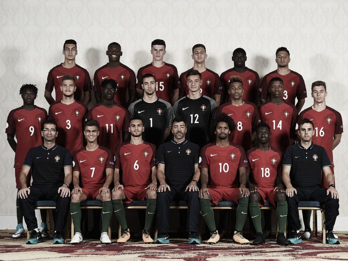 Inglaterra defronta Portugal na final do Euro sub-19