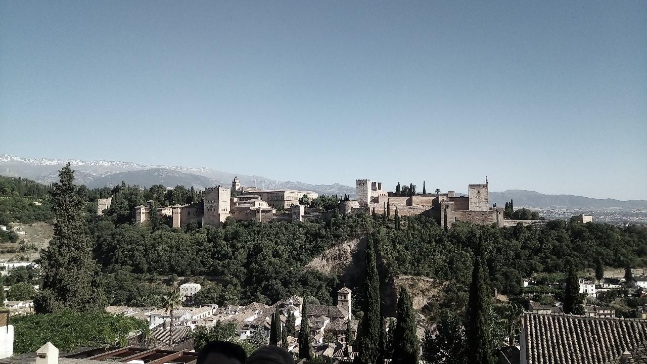 Península Ibérica medieval: el reino nazarí de Granada