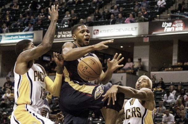 NBA Preseason, i Pelicans cominciano subito a fare sul serio: battuti i Pacers 110-105