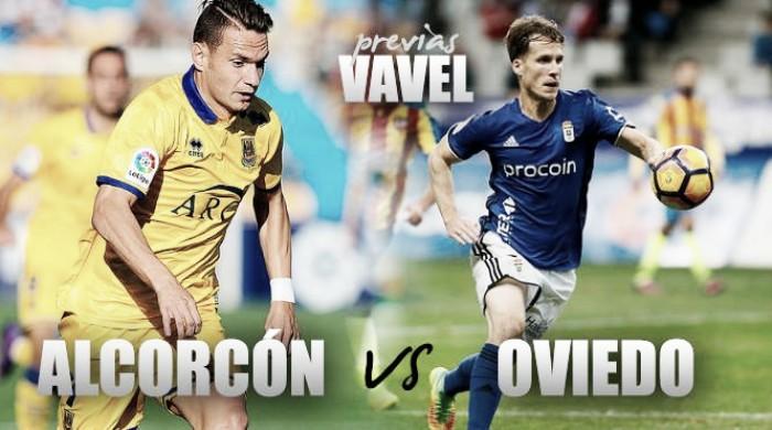 Previa AD Alcorcón - Real Oviedo: partido de incertidumbres