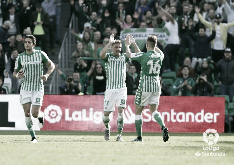 Real Betis - Athletic Club: puntuciones del Real Betis, 16ª jornada de LaLiga Santander