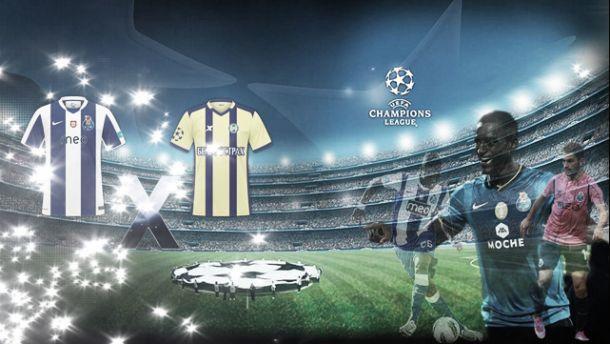 Missão do FC Porto: receber e abater o BATE