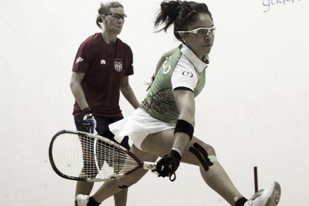 Paola Longoria cae en semifinales en New Jersey