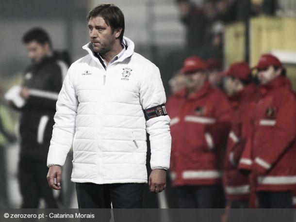 Pedro Martins abandona Marítimo no final da época