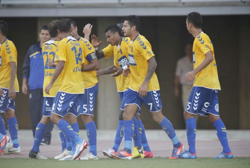 Las Palmas-Lugo:puntuaciones de Las Palmas, jornada 2