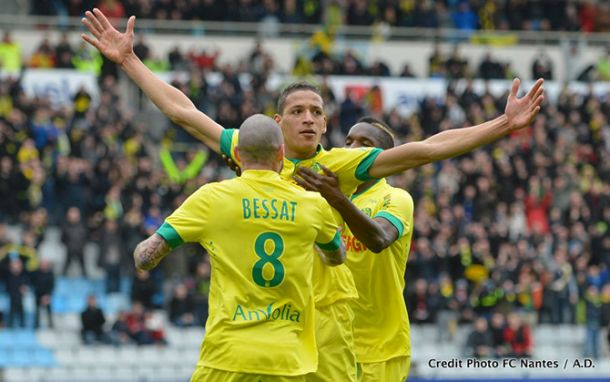 Bammou firma la primera victoria del Nantes en 2015