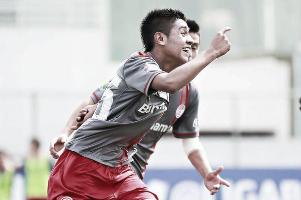 Con un gol agónico, Toluca se mantiene vivo en el Torneo Sub-15