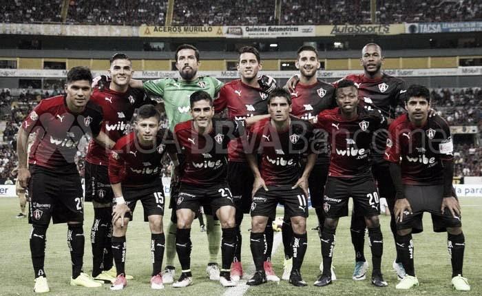 Atlas 1 - 1 Pumas: puntuaciones de Atlas en la Jornada 10 de la Liga MX Clausura 2017