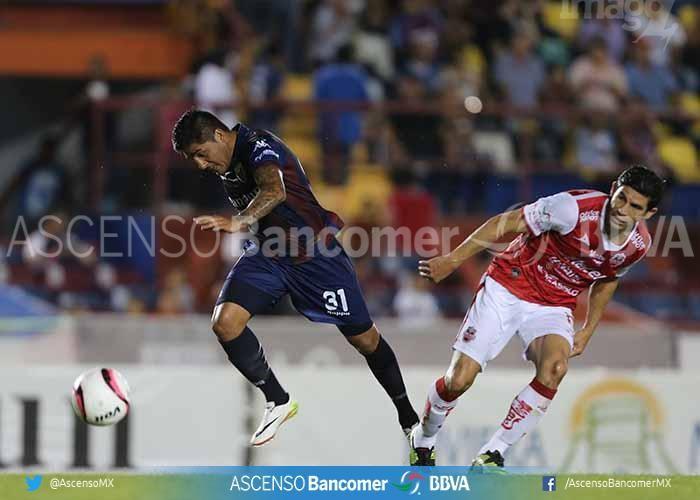 Merecido empate en el estadio Andrés Quintana Roo