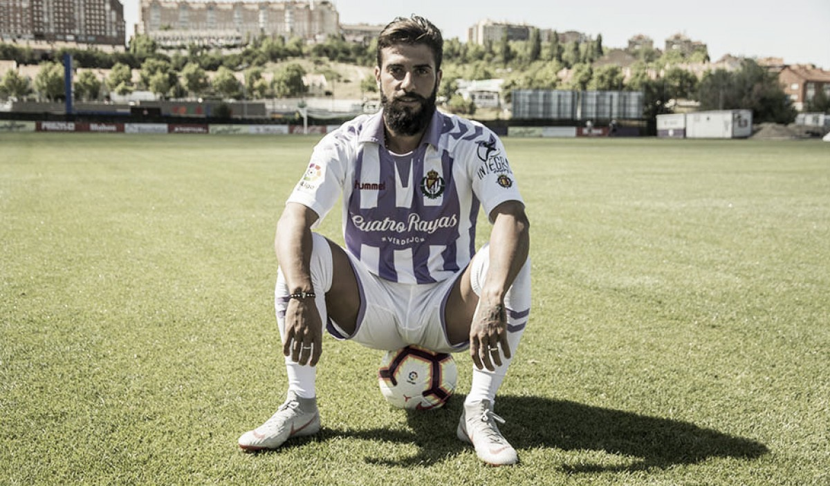 """Daniele Verde: """"La primera llamada que tuve fue del Real Valladolid y estoy feliz de estar aquí"""""""