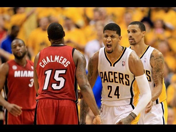 Nada resolvido entre Miami Heat e Indiana Pacers