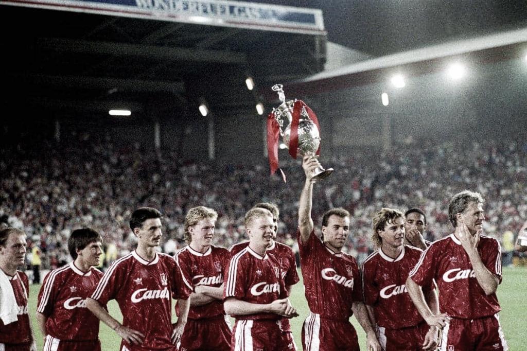 El último Liverpool campeón