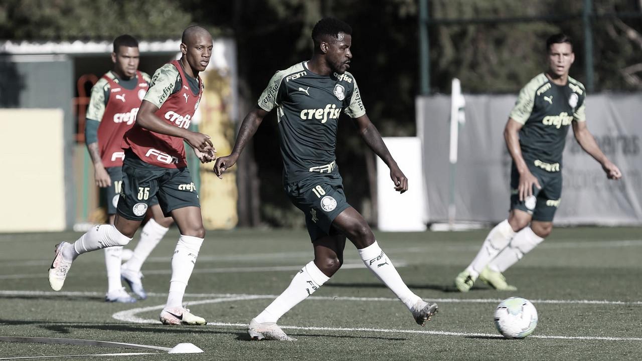 Sob novo comando técnico, Bragantino busca recuperação diante do pressionado Palmeiras